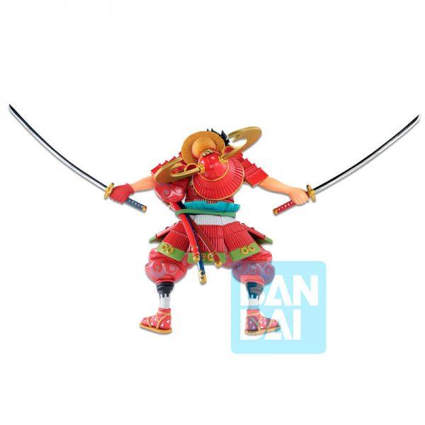Ichibansho Armor Warrior Luffytaro One Piece 15cm