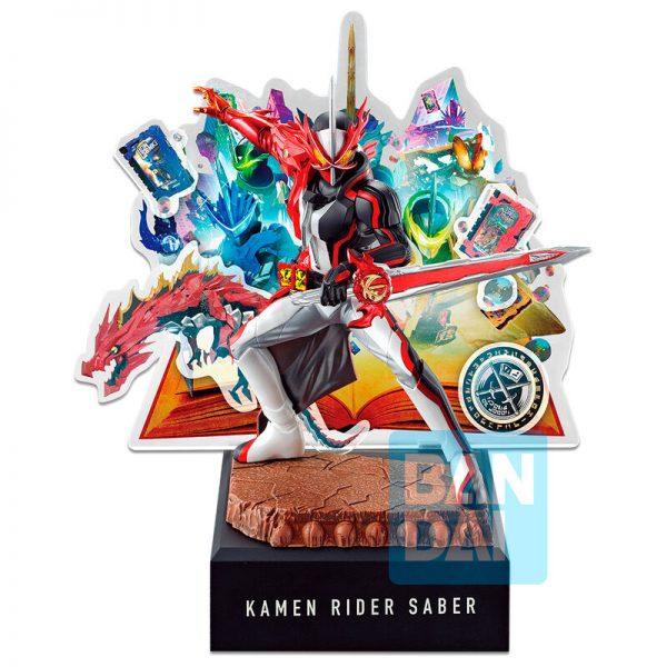 Ichibansho Kamen Rider - Kamen Rider Saber 20cm