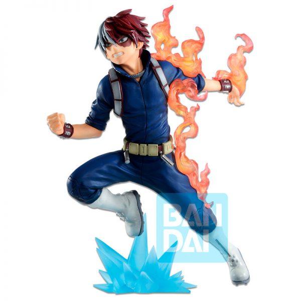 Ichibansho Shoto Todoroki Go and Go My Hero Academia 18cm