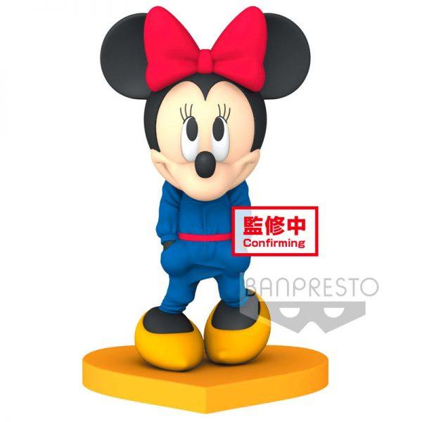 Minnie Mouse Best Dressed Disney Q Posket B 10cm