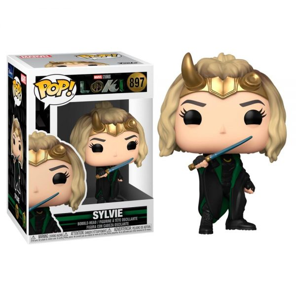 Funko POP Marvel Loki Sylvie