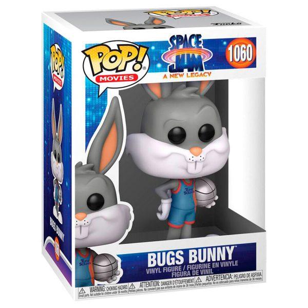 Funko POP Space Jam 2 Bugs Bunny