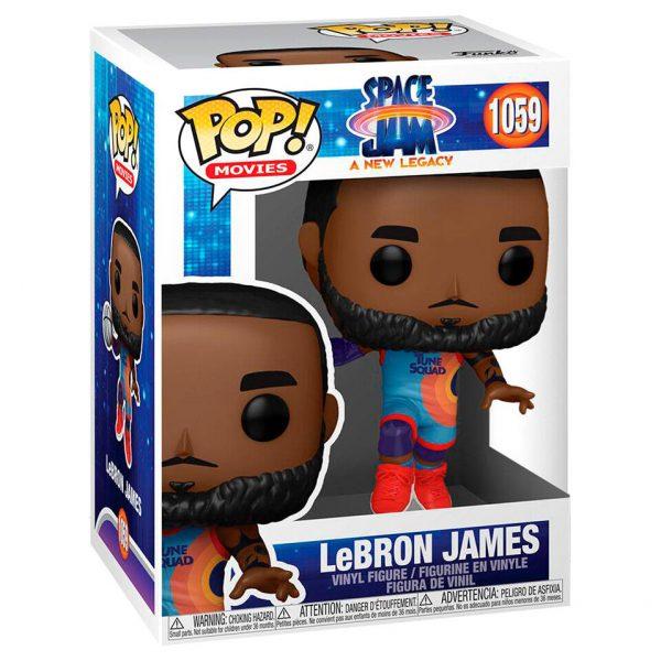 Funko POP Space Jam 2 LeBron James
