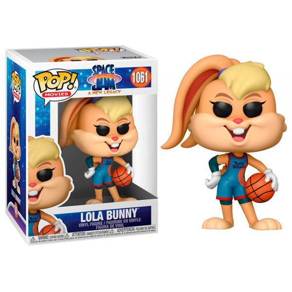Funko POP Space Jam 2 Lola Bunny
