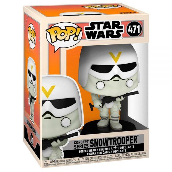 Funko POP Star Wars Concept Series Snowtrooper