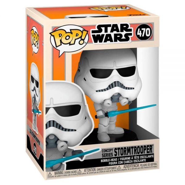 Funko POP Star Wars Concept Series Stormtrooper