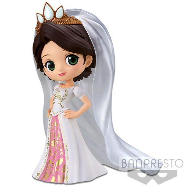 Rapunzel Dreamy Style Disney Characters Q Posket 14cm
