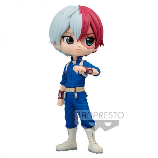Shoto Torodoki My Hero Academia Q Posket 14cm