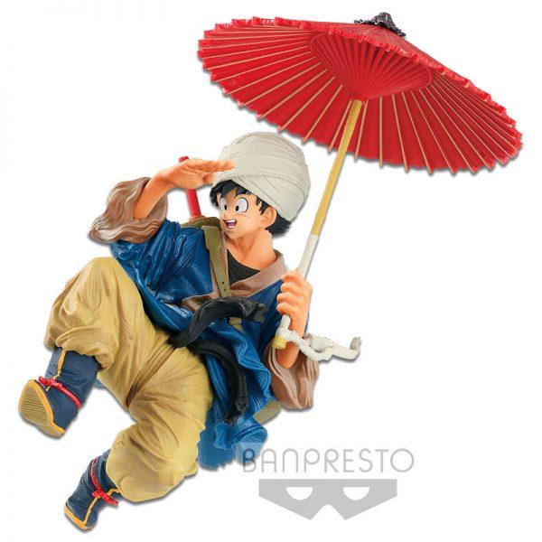 Son Goku BWFC Dragon Ball Z 18cm