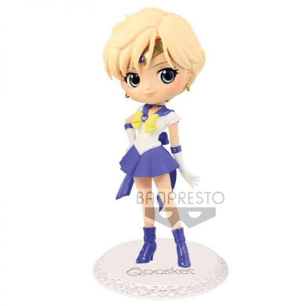 Super Sailor Uranus Eternal Sailor Moon Q Posket B 14cm