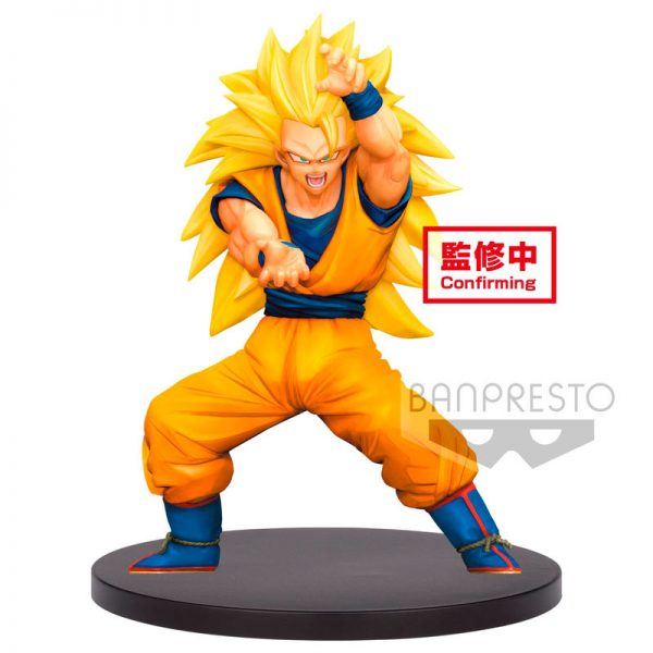 Super Saiyan 3 Son Gokou Dragon Ball Super Chosenshiretsuden VOL. 4 16cm