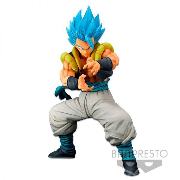 The Gogeta The Brush Banpresto World Colosseum 3 Super Master Stars Dragon Ball Super 24cm