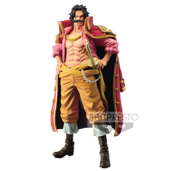 The Gol.D.Roger King of Artist One Piece 23cm