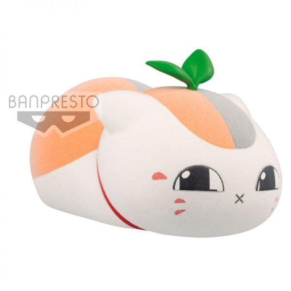 Triple Nyanko-Sensei 2 Ver. A Natsume Yuujin-Cho Fluffy Puffy 9cm