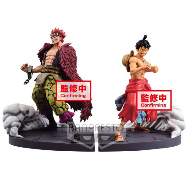 Worst Generation VOL. 2 Log File Selection One Piece 15cm