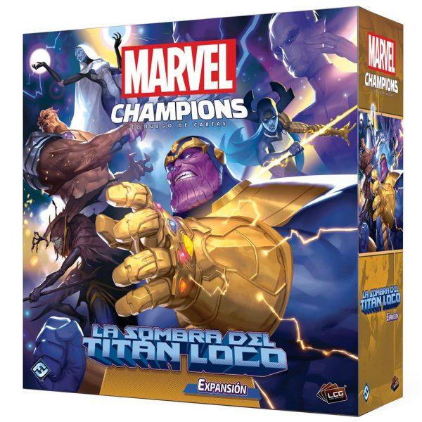 La Sombra del Titán Loco – Expansión – Marvel Champions