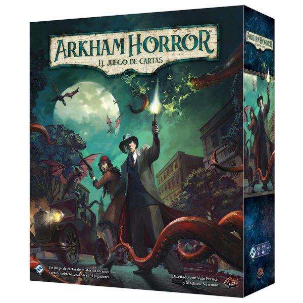Arkham Horror: El juego de cartas (Edición revisada)