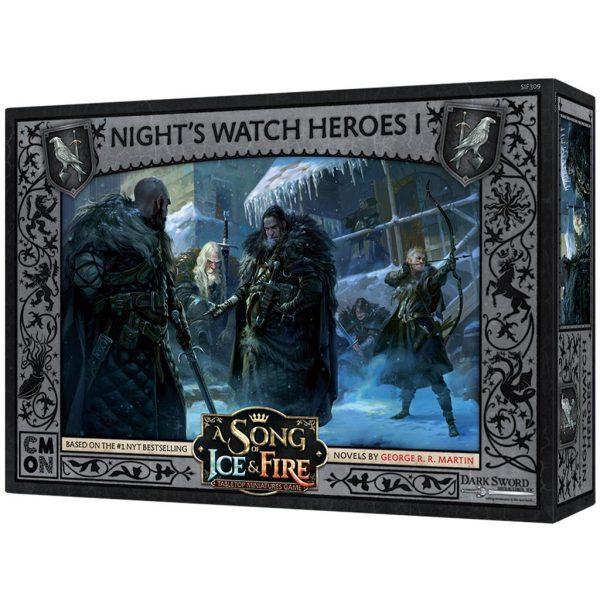 Héroes de la Guardia de la Noche I