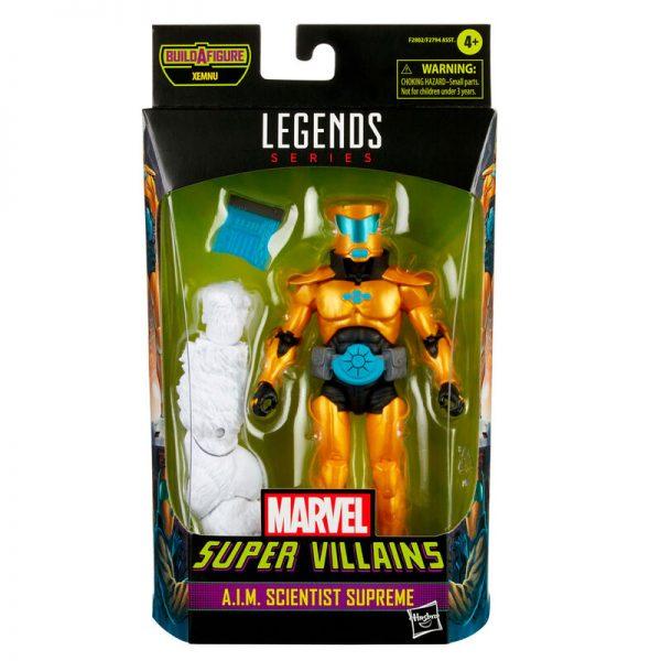A.I.M Scientist Supreme Marvel Legends 15cm
