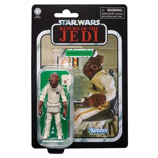 Admiral Ackbar Star Wars El Regreso del Jedi 9,5cm
