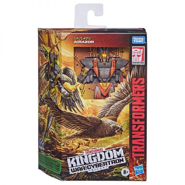 Airazor War For Cybertron Kingdom Transformers 14cm
