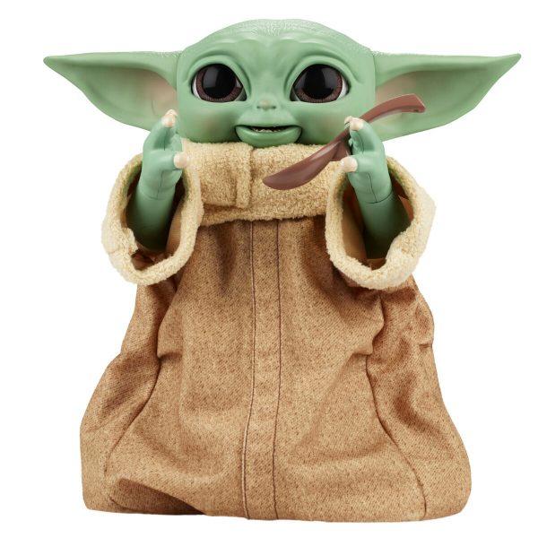 Animatronic Baby Yoda The Child Mandalorian Star Wars