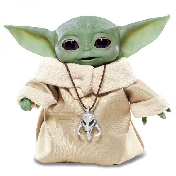 Animatronic Baby Yoda The Child Star Wars