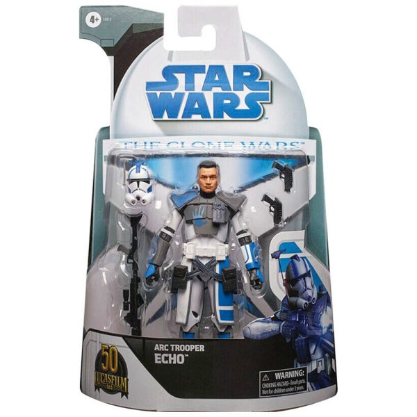 Arc Trooper Echo Star Wars The Clone Wars 15cm