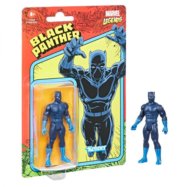 Black Panther Marvel 9,5cm