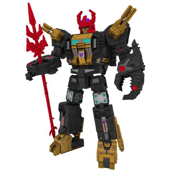 Black Zarak Titan Legacy Transformers Generations Selects 53cm