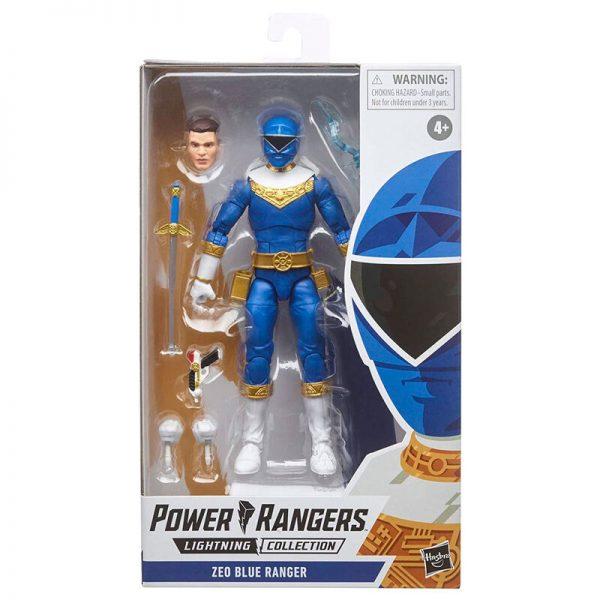 Blue Ranger Power Rangers 15cm