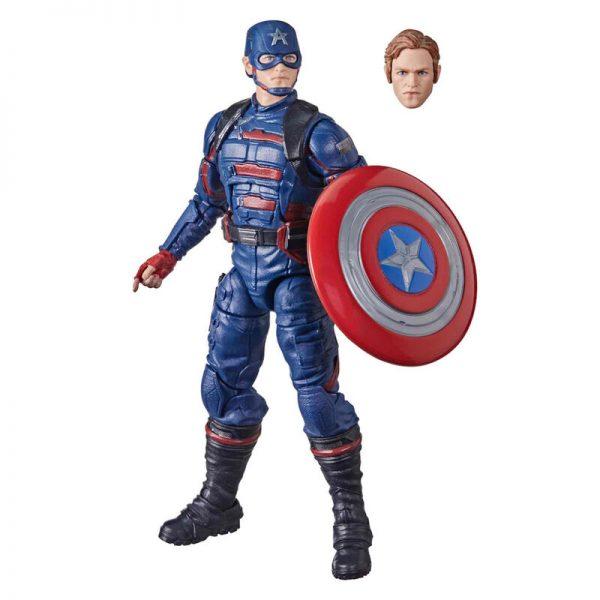 Capitan America Falcon y el Soldado de Inverno Marvel 15cm