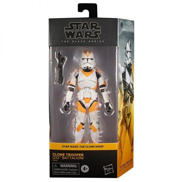 Clone Trooper 212th Battalion Star Wars The Clone Wars 15cm