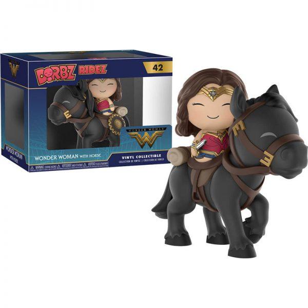 Dorbz Ridez DC Wonder Woman on horse