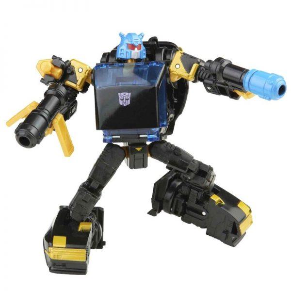 Goldbug Transformers Shatered Glass 14cm