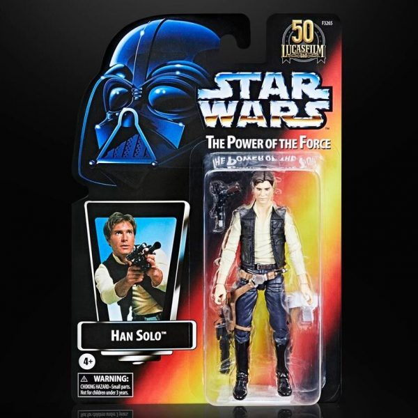 Han Solo The Power of the Force Star Wars 15cm