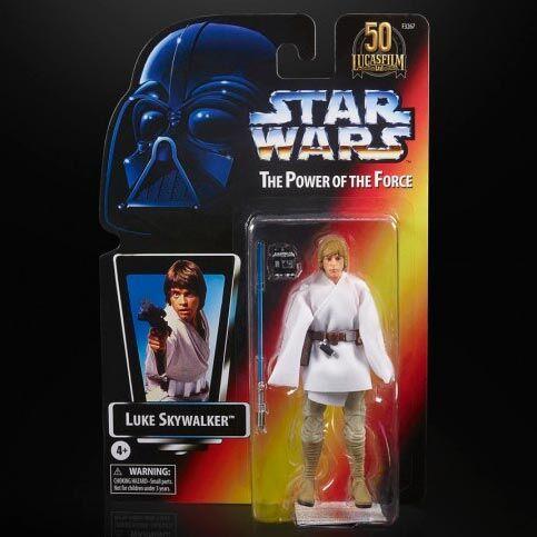 Luke Skywalker The Power of the Force Star Wars 15cm