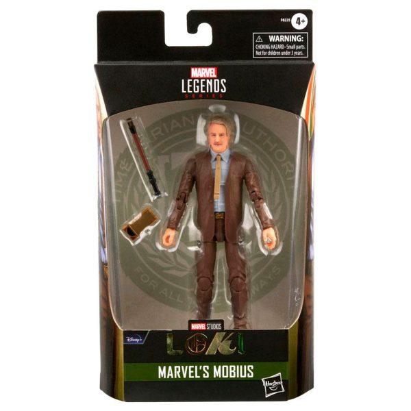 Marvel's Mobius Loki Marvel Legends Series 15cm