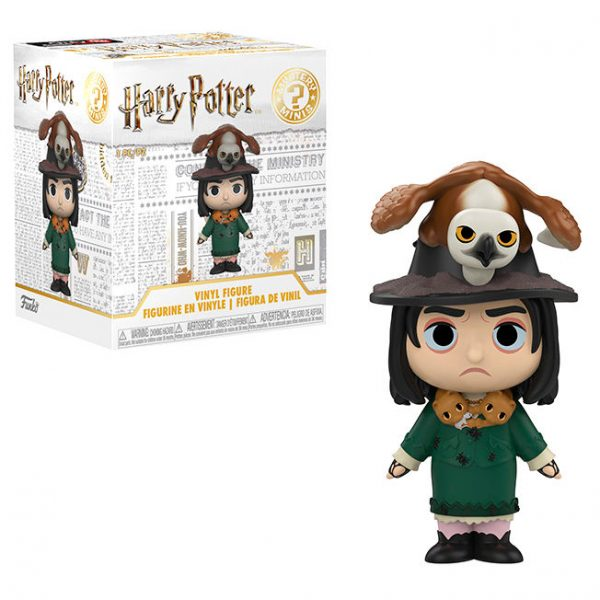 Mystery Minis Harry Potter Boggart Snape Exclusivo