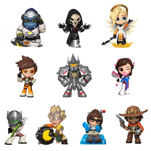 Mystery Minis Overwatch