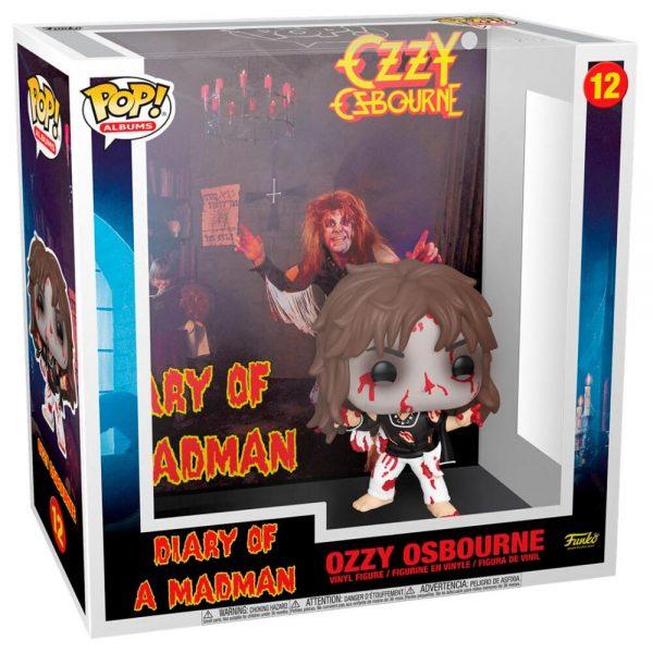 Funko POP Album Ozzy Osbourne Diary of a Madman