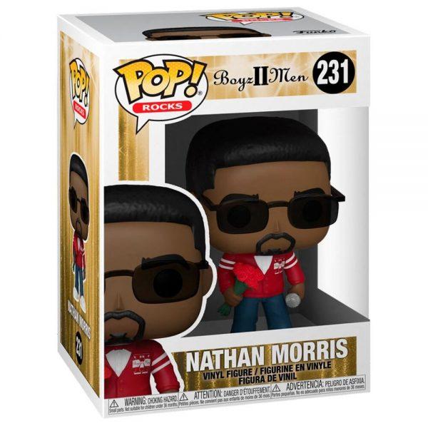 Funko POP Boyz II Men Nathan Morris