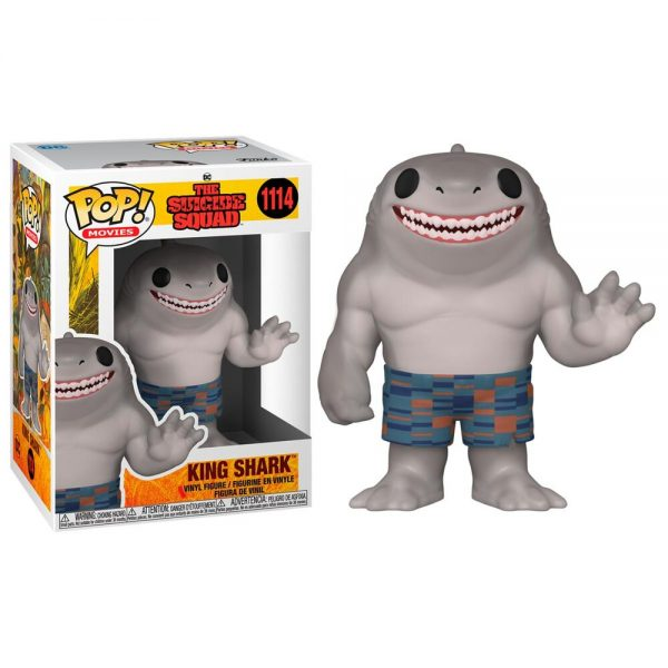 Funko POP DC The Suicide Squad King Shark