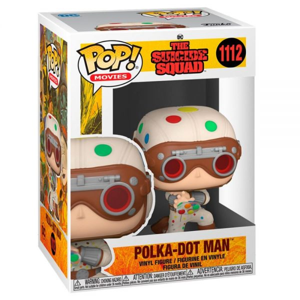 Funko POP DC The Suicide Squad Polka-Dot Man