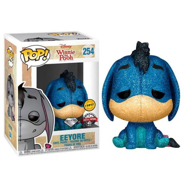 Funko POP Winnie The Pooh Eeyore DGLT Exclusivo (Chase)