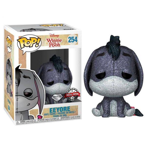 Funko POP Disney Winnie The Pooh Eeyore DGLT Exclusivo