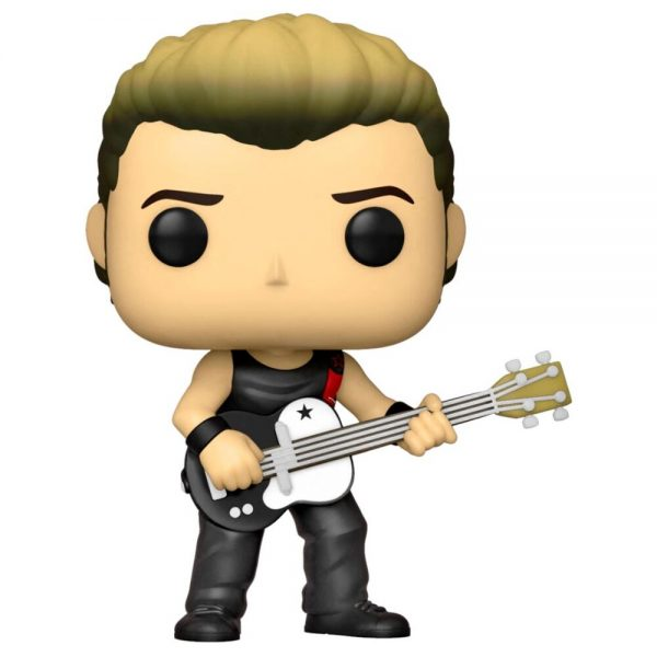 Funko POP Green Day Mike Dirnt