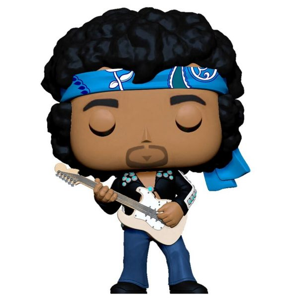 Funko POP Jimi Hendrix Live in Maui Jacket