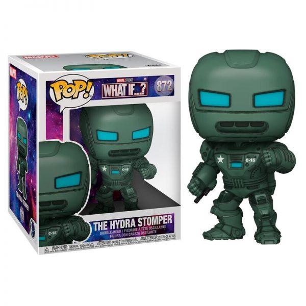 Funko POP Marvel What If Hydra Stomper