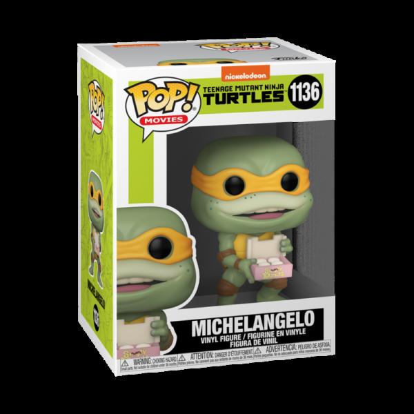 Funko POP Tortugas Ninja 2 Michaelangelo
